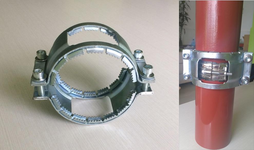 Dinsen develops new product- Grip collar