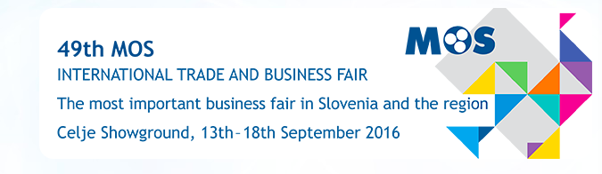 Join us in Slovenia,49th MOS International Business Fair
