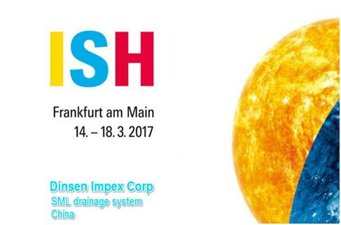 Sincerely invite you to join ISH-Messe Frankfurt